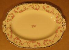 Alfred Meakin Harmony Rose Harmony Shape Sandwich Plate Made in England