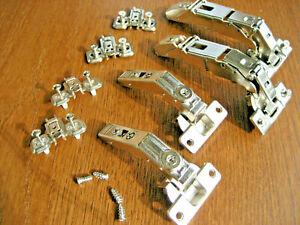 IKEA Faktum Scharniere für Rationell Eckschrank mit Falttür u. Rondell    NEU !