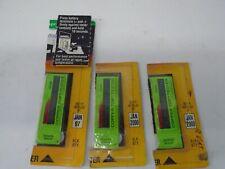 vintage Duracell Battery Tester Fingertips ( 3pcs) collection memorabilia items