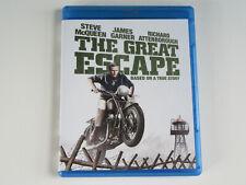 The Great Escape (Blu-Ray) Steve McQueen, James Garner, Richard Attenborough