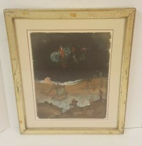 Vienna Secession Movement painting depicting astrological event Saturn Capricorn