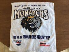 Manchester Monarchs Home Opener 2003 Towel