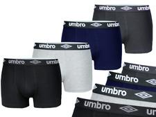 UMBRO 4 Pack Boxershorts Herren Unterwäsche M-XL Baumwolle UMUM 0172-71 197-71