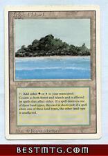 MTG Tropical Island #V Revised Edition