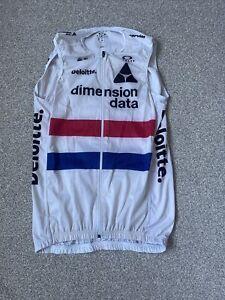 Team Dimension Data British National Champion Steve Cummings Cycling Gilet