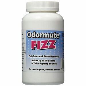 "Hueter Toledo Odormute Fizzy Tabs for Odor Elimination 20 Tablets 5"" x 2.5"" x 2."