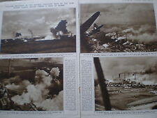 Photo article British RAF bombing Cologne Germany WW2 1941