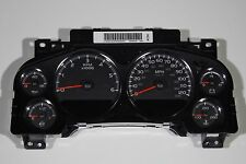 NEW 2007-2014 OEM FACTORY TRUCK SPEEDOMETER DASH CLUSTER 4-SPEED AUTO $50 REBATE