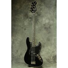 Fender Japan Exclusive Aerodyne Jazz Bass Black Fast Shipping From Japan EMS