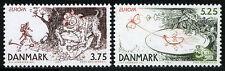 Denmark 1078-1079, MNH. EUROPA CEPT. Stories and Legends, 1997