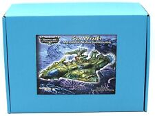 DeepWars DW3022 Sea Wraith (Ancients of Atalán) Submersible Submarine Miniature