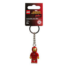 LEGO MARVEL SUPER HEROES INVINCIBLE IRON MAN KEYRING 853706