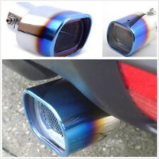 Universal Car Stainless Steel Exhaust Pipe Tip Tail Muffler Exhaust Pipe Cover