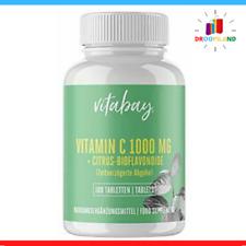 Vitamine C Acerola Bio 1000mg 100 Comprimes Vegetaliens Boost Syteme Immunitaire