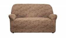 Loveseat Cover, 50% Cotton 50% Polyester. Elastic. Form Fit.