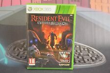 RESIDENT EVIL OPERATION RACCOON CITY NUEVO PRECINTADO PAL ESP XBOX 360 24/48H