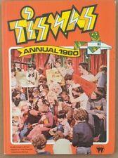 Vintage Tiswas Annual Hardback Book 1980 Classic UK Kids TV Free UK Postage