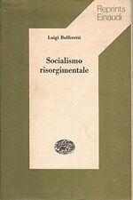 SOCIALISMO RISORGIMENTALE