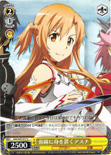 Sword Art Online Trading Card Weiss Schwarz Game TCG CH SAO/S47-017 C Asuna