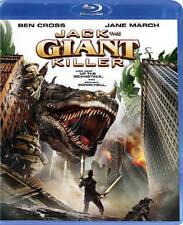 Jack the Giant Killer (2013) Ben Cross, Jane March Blu-Ray BRAND NEW