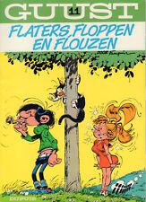 GUUST 11 - FLATERS, FLOPPEN EN FLOUZEN - Franquin