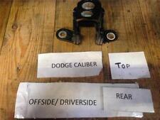 DODGE CALIBER OSR DRIVERSIDE REAR DOOR HINGE TOP