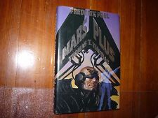 Mars Plus Fred Pohl 1st Signed