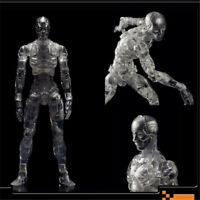 TOA Heavy Industries Synthetic Human Clear Body 1/12 Action Figurine In Box