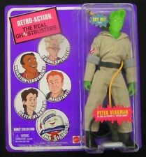 SDCC 2010 Retro Action The Real Ghostbusters- Citizen Ghost Peter Venkman RARE