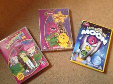 Barney  Set Of 3 DVDs