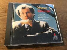 Schumann - Klavierwerke [CD Album] TELDEC Andras Schiff