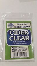 Harris Cider clear fast acting