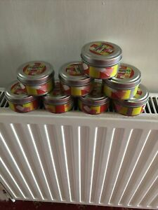 8 Tins Used Clean For Candle Making