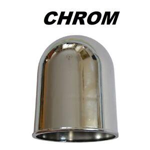 Anhängerkupplung Schutzkappe Schutz kappe AHK Chrom