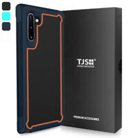 For Samsung Galaxy Note 10+ Plus, Phone Case TJS Define Heavy Duty Bumper Cover