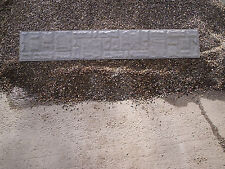 made in sheffield by d.c.p. concrete gravel boards medium rock face.