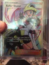 Pokemon Card TCG Trainer Roller Skater (Full Art) Cosmic Eclipse 235 Ultra Rare