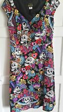 Get Cutie day of the dead dress size 12