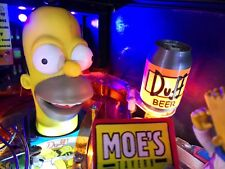 Décor Flipper The Simpsons Pinball Party - Pinball mods TSPP - Canette