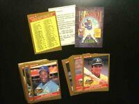 "(1) 1986 Donruss ""Baseball Highlights Set""(includes Clemens, Boggs, Mattingly )"