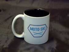 Reproduction Vintage MotoSki Logo Coffee Mug