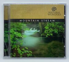 Brian Hardin : Mountain Stream CD Natural Wonders an hour of continuous music