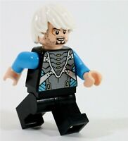 LEGO AVENGERS QUICKSILVER MINIFIGURE MARVEL SUPERHEROES - MADE OF GENUINE LEGO