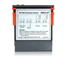 Elitech STC-1000 All-purpose Temperature Controller Thermostat Aquarium -30~75oC