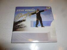 """Stevie Wonder-Muy contento/Amo-centro sólido 1985 4-track 7"""" SINGLE VINILO"""