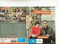 Portlandia-2011/14-TV Series USA-Series One[130 Minutes]-DVD