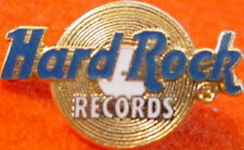 Hard Rock Cafe RECORDS 1997 GOLD RECORD PROTOTYPE PIN Very Rare!