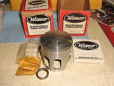 rupp nitro l/c 440 wiseco pistons  xenoah 1976 2264ps with L ring free ship