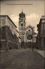 Trient Trento Italien Italia AK ~1910 Duomo Kathedrale Kirche Dom Zwiebelturm