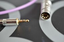 HQ 3.5mm jack/iPod/iPhone/Android to B&O Olufsen Naim Quad (5 Pin Din) Cable 4m